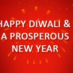 Wishing you a very Happy & Prosperous Diwali